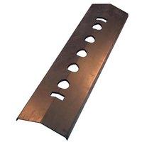 All Points 26-3610 16 1/2 inch x 4 3/8 inch Burner Deflector Shield