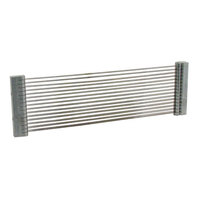 Nemco SC316-TKW 3/16 inch Scalloped Blade Assembly for Vollrath Redco Tomato King and Prince Castle Tomato Witch