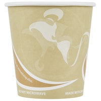 Eco Products EP-BRHC10-EW Evolution World PCF 10 oz. Paper Hot Cup - 1000/Case