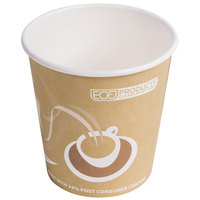 Eco Products EP-BRHC10-EW Evolution World PCF 10 oz. Paper Hot Cup - 1000 / Case