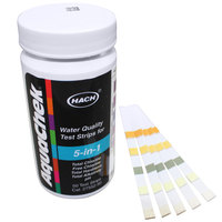 All Points 85-1255 5-In-One Water Test Strips - 50 / Bottle