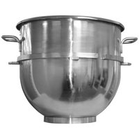 Hobart 275690 Equivalent Classic 80 Qt. Stainless Steel Mixing Bowl