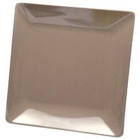 Elite Global Solutions D55SQ Squared Mushroom 5 inch Square Melamine Plate