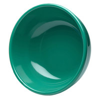 Elite Global Solutions D634B Rio Autumn Green 28 oz. Round Melamine Bowl