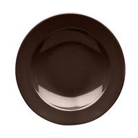 Elite Global Solutions D10PB Urban Naturals Aubergine 18 oz. Melamine Pasta Bowl