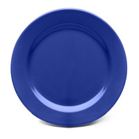 Elite Global Solutions D1175PL Rio Winter Purple 11 3/4 inch Round Melamine Plate