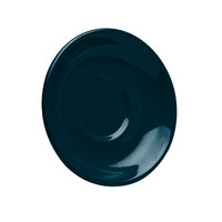 Elite Global Solutions DS Urban Naturals Lapis 5 5/8 inch Melamine Saucer