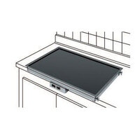 Hatco GRSB-60-I Glo-Ray 21 inch Built-In Heated Shelf with Recessed Top - 120V, 1220W