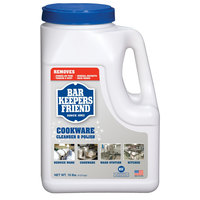 Bar Keepers Friend 10 lb. Cookware Cleansing & Polishing Powder - 4/Case