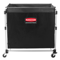 Rubbermaid 1881750 Collapsible 8 Bushel X-Cart