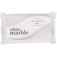 Dial White Marble Deodorant Soap 2.5 oz.   - 200/Case