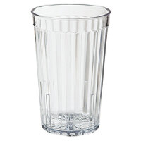 GET 8816-1-CL 16 oz. SAN Clear Plastic Spektrum Tumbler - 72/Case