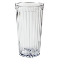 GET 8823-CL 22 oz. Polycarbonate Clear Plastic Spektrum Tumbler 72 / Case