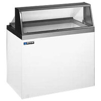 Master-Bilt DD-66L Ice Cream Dipping Cabinet Low Glass - 16 Cu. Ft.