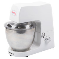Galaxy CSM800 7 Qt. Countertop Mixer with Accessories - 120V, 500W