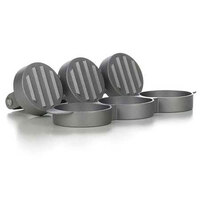 Weston 83-2011-W 3 Slot Mini Hamburger Press