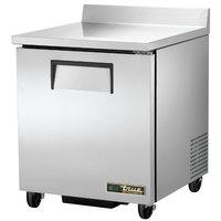 True TWT-27-ADA-HC Refrigerator Single Door Work Top Refrigerator ADA Compliant