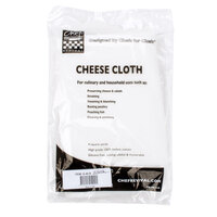 San Jamar G-40-R 4 Square Yard Grade 40 Packaged Cheesecloth