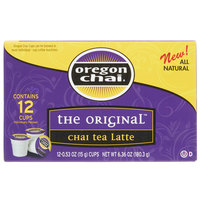 Oregon Chai, Chai Tea Latte Single Serve Cups - 72/Case