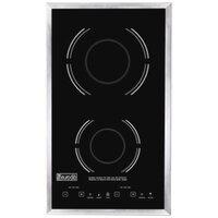 Eurodib SC05 Drop In Double Induction Range - 208/240V, 2800W