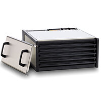 Excalibur D500S Stainless Steel Five Rack Food Dehydrator - 440W