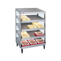 Hatco GRPWS-4824Q Glo-Ray 48 inch Quadruple Shelf Pizza Warmer - 4780W