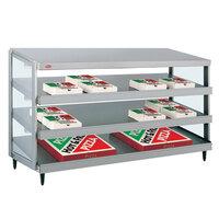 Hatco GRPWS-4818T Glo-Ray 48 inch Triple Shelf Pizza Warmer - 2880W