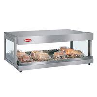 Hatco GRSDH-30 Glo-Ray 30 inch Horizontal Single Shelf Merchandiser - 120V