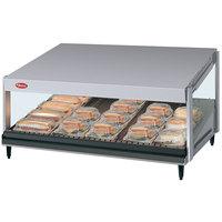 Hatco GRSDS-30 Glo-Ray 30 inch Slanted Single Shelf Merchandiser - 120V
