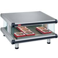 Hatco GR2SDS-30 Glo-Ray Designer 30 inch Slanted Single Shelf Merchandiser - 120V