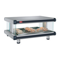 Hatco GR2SDH-24 Glo-Ray Designer 24 inch Horizontal Single Shelf Merchandiser - 120V