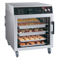 Hatco FSHC-6W2 Flav-R-Savor Six Slide Pass-Through Portable Half Size Holding Cabinet