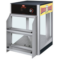 Hatco FDWD-1-MN Macho Nacho Two Door Chip Display Warmer - 120V, 1080W