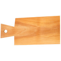 American Metalcraft OWB117 12 1/4 inch x 5 3/4 inch Olive Wood Serving Board