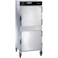 Alto-Shaam 1767-SK/III Mobile Cook and Hold Smoker Oven with Deluxe Control - Holds 18 Food Pans
