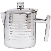 American Metalcraft DWHMC5 5 oz. Hammered Stainless Steel Creamer