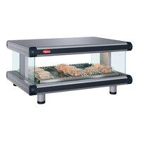 Hatco GR2SDH-30 Gray Granite Glo-Ray Designer 30 inch Horizontal Single Shelf Merchandiser - 120V
