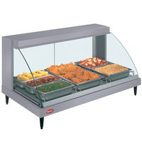 Hatco GRCD-3P Gray 45 inch Glo-Ray Full Service Single Shelf Merchandiser - 120V, 1005W