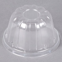Dart 12HDLC Clear High Dome Lid - 50/Pack