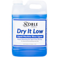 Noble Chemical 2.5 Gallon Dry It Low Rinse Aid / Drying Agent for Low Temperature Dish Machines - Ecolab&#174&#x3b; 13720 Alternative - 2/Case