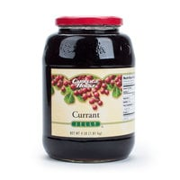 Currant Jelly - 4 lb. Glass Jar