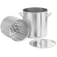 Vollrath 68273 Wear Ever 80 Qt. Boiler / Fryer Set