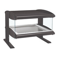 Hatco HZMH-24 Gray Granite 24 inch Horizontal Single Shelf Heated Zone Merchandiser - 120V