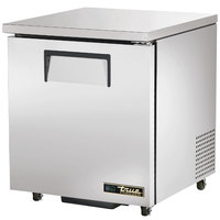 True TUC-27F-HC-ADA 27 inch ADA Height Undercounter Freezer