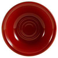 CAC TG-32-R Tango 3.5 oz. Red Fruit Bowl - 36/Case