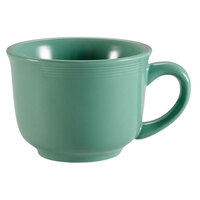 CAC TG-1-G Tango 7.5 oz. Green Cup - 36/Case
