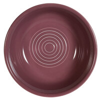 CAC TG-15-PLM Tango 12.5 oz. Plum Pasta/Salad Bowl - 36 / Case