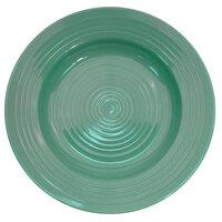 CAC TG-120-G Tango 22 oz. Green Pasta Bowl - 12 / Case