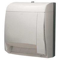 Bobrick B-52860 MatrixSeries Gray Surface-Mounted Roll Paper Towel Dispenser