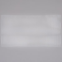 San Jamar UL5103 Ultraliner 2' x 10' Clear Shelf Liner